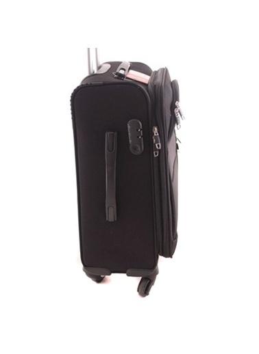 ÇÇS Çanta Büyük Boy Valiz Siyah